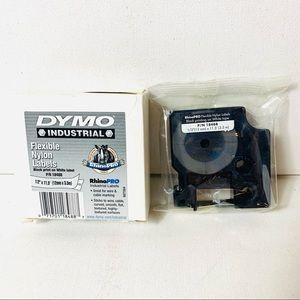 "DYMO 18488 RhinoPro Flexible Tape 1/2"" x 11.5'"